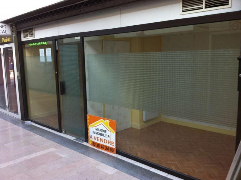 Vente local commercial Orleans 78000€ - Photo 1