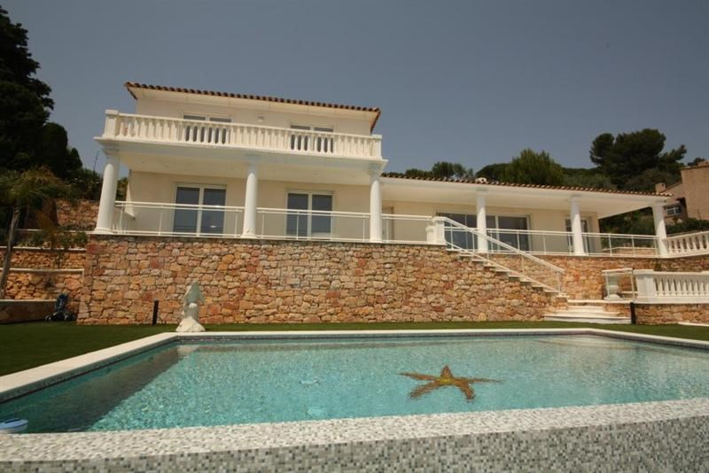 Vacation rental house / villa Vallauris  - Picture 1