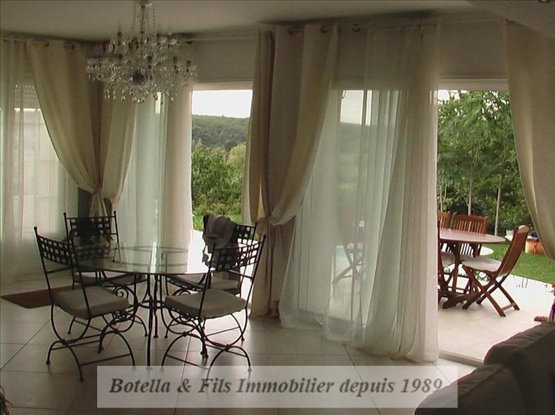 Vente de prestige maison / villa Uzes 576600€ - Photo 4