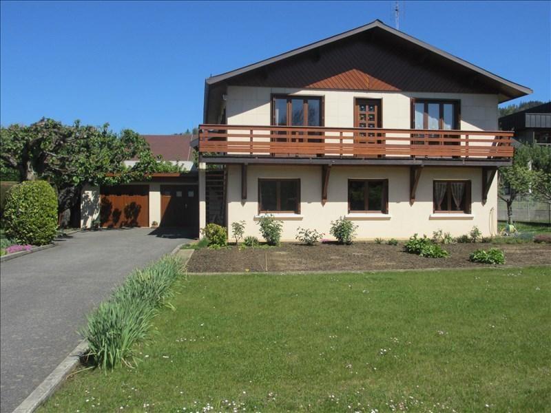 Vente de prestige maison / villa Argonay 565000€ - Photo 1