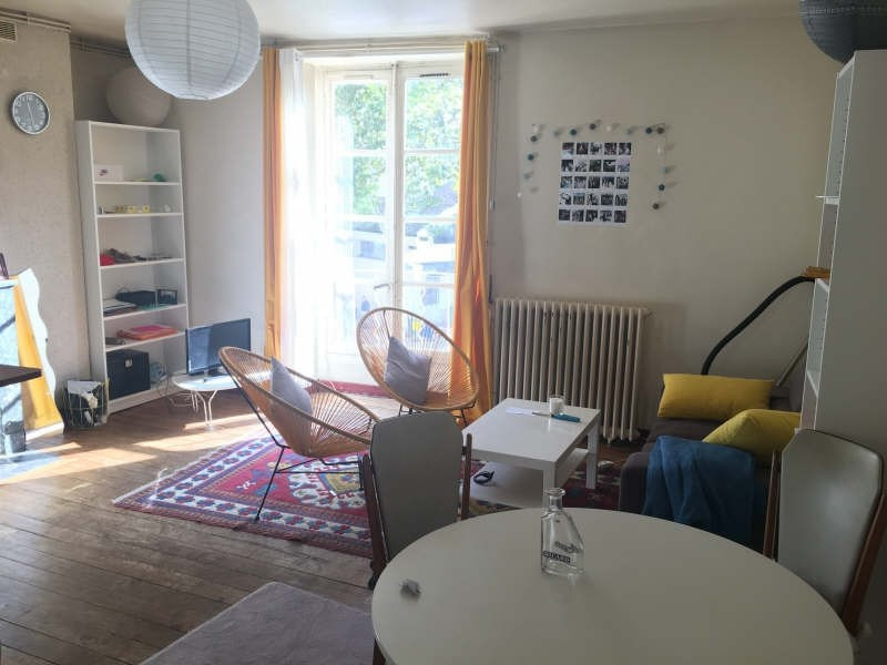 Rental apartment Poitiers 433€ CC - Picture 1