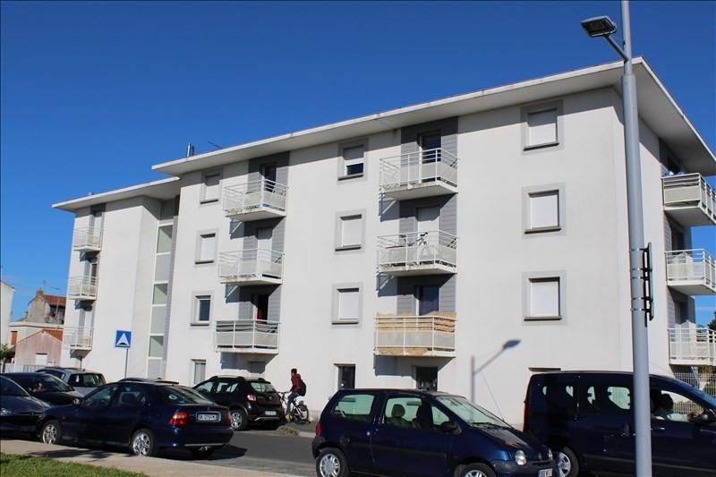 Verkoop  appartement La rochelle 116050€ - Foto 1