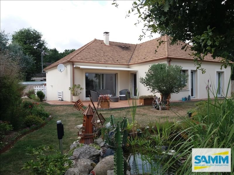 Vente maison / villa Cerny 349 000€ - Photo 1