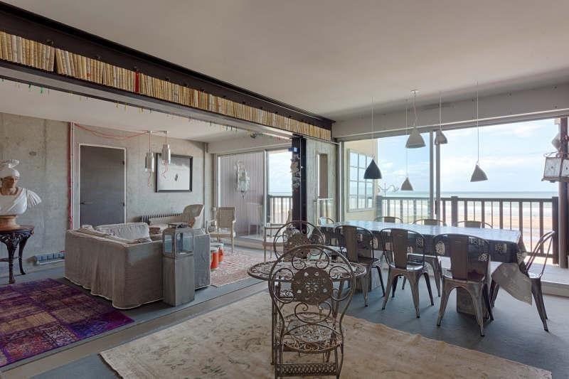 Vente de prestige appartement Villers sur mer 580000€ - Photo 2