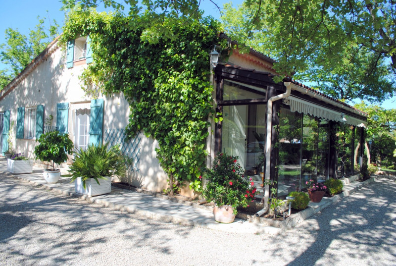 Vente maison / villa Fayence 475000€ - Photo 3