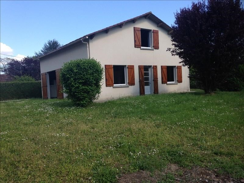 Vente maison / villa Queaux 99000€ - Photo 1