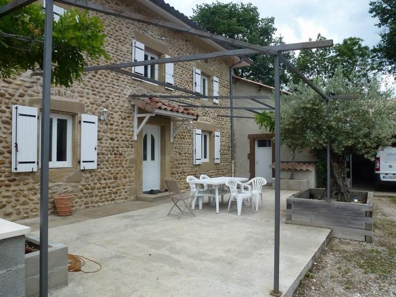 Sale house / villa Chateauneuf de galaure 249000€ - Picture 9
