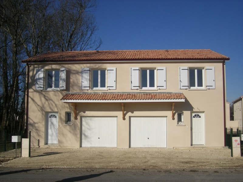 Location maison / villa St medard de guizieres 626€ CC - Photo 4