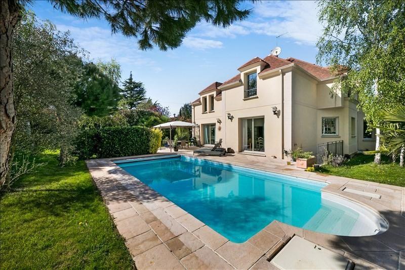 Vente de prestige maison / villa Bougival 1590000€ - Photo 1