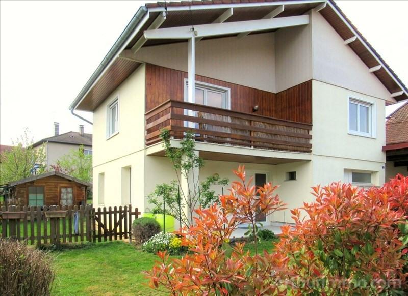 Vente maison / villa Thise 267000€ - Photo 2