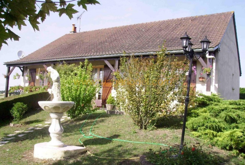 Life annuity house / villa Villegouin 45000€ - Picture 4
