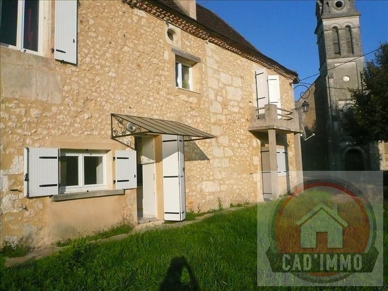 Sale building Campsegret 226000€ - Picture 1