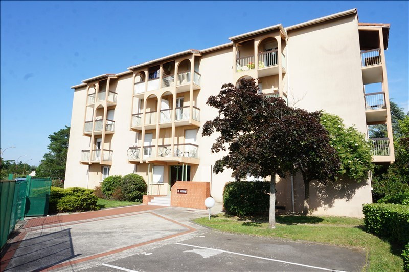 Vente appartement Toulouse 88 000€ - Photo 8