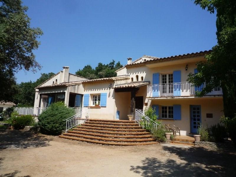 Deluxe sale house / villa Orange 689000€ - Picture 1