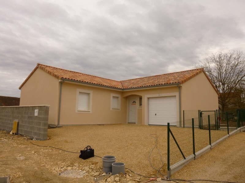 Location maison / villa Migne auxances 765€ CC - Photo 1