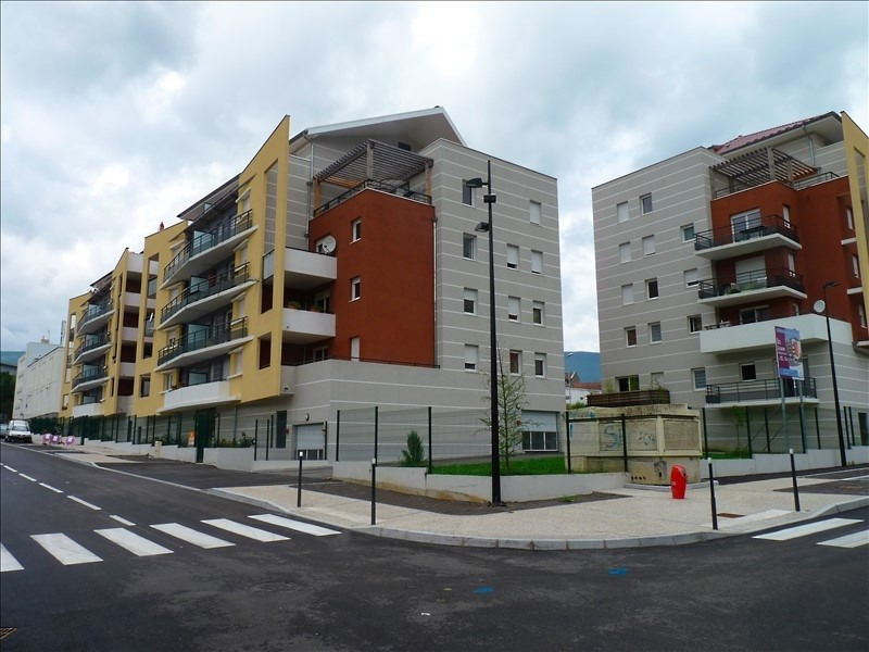 Vente appartement Bellegarde sur valserine 89 000€ - Photo 1
