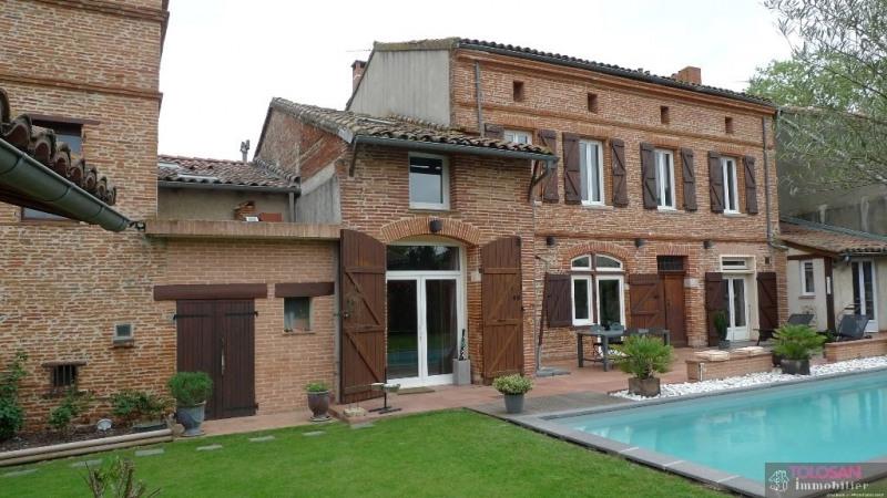 Vente de prestige maison / villa Castanet secteur 660000€ - Photo 1