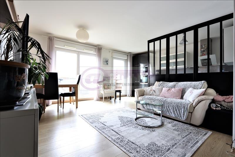 Vente appartement Epinay sur seine 214000€ - Photo 1