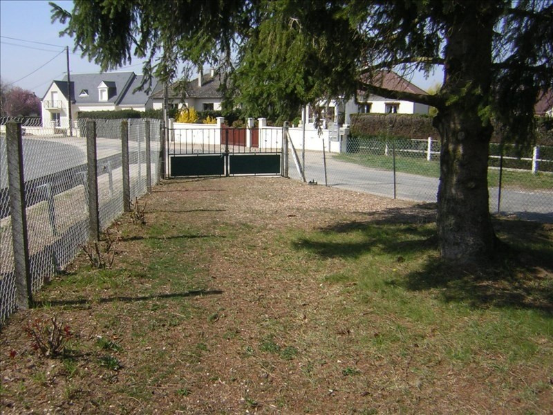 Sale site Vineuil 34000€ - Picture 1