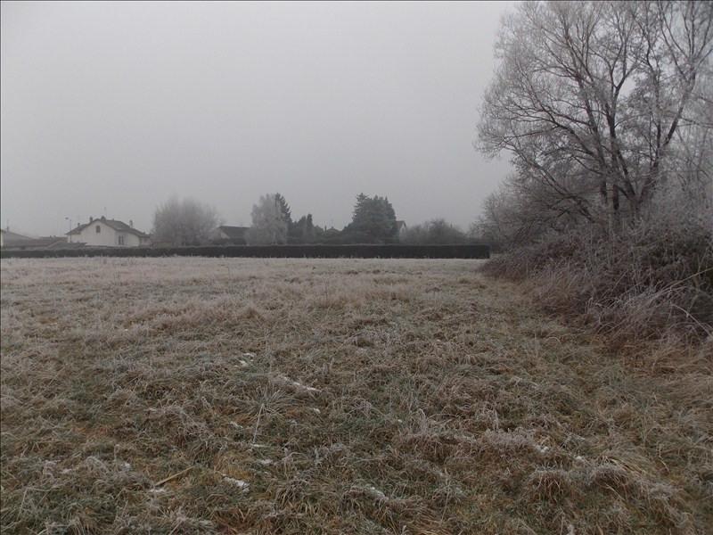 Vente terrain Louhans 29000€ - Photo 2