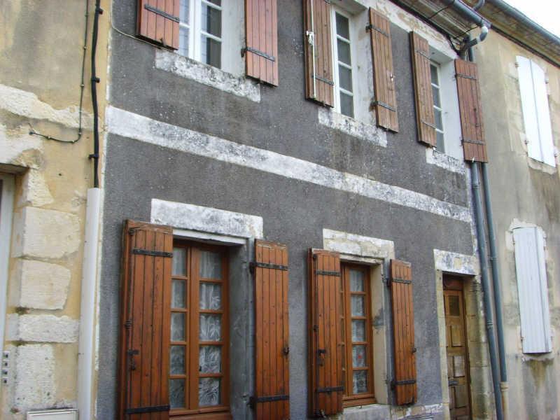 Sale house / villa Blaye 117000€ - Picture 1
