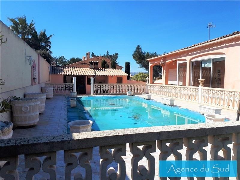 Vente de prestige maison / villa Carnoux en provence 655000€ - Photo 1