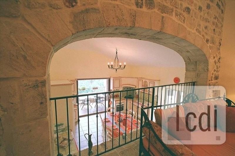Vente de prestige maison / villa Aubenas 990000€ - Photo 5