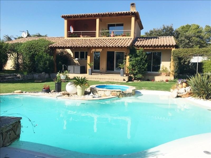 Vente de prestige maison / villa Meyreuil 1265000€ - Photo 1