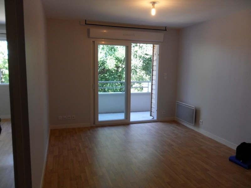 Rental apartment St benoit 510€ CC - Picture 1
