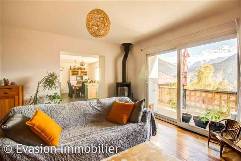 Vente appartement Passy 239000€ - Photo 1