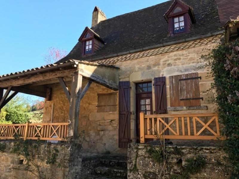 Vente maison / villa Vezac 200000€ - Photo 1