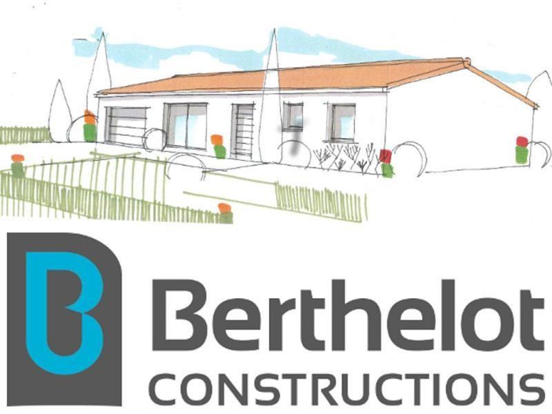 Maison  4 pièces + Terrain 402 m² Gesté par BERTHELOT CONSTRUCTIONS