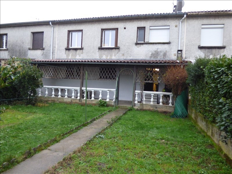 Vente maison / villa Environs de mazamet 115000€ - Photo 1