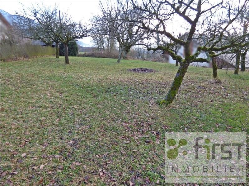 Venta  terreno Gresy sur aix 158000€ - Fotografía 1