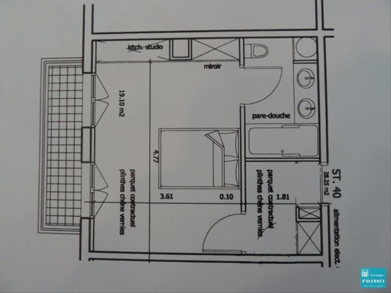 Vente de prestige appartement Le plessis robinson 200000€ - Photo 2