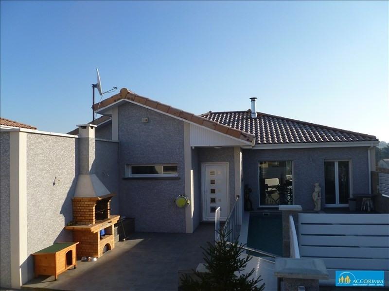 Vente maison / villa Chasse sur rhone 360000€ - Photo 2