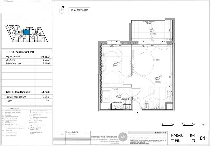 Sale apartment Boucau 145000€ - Picture 2