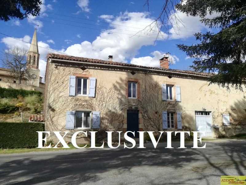 Vente maison / villa Secteur lavaur 221000€ - Photo 1