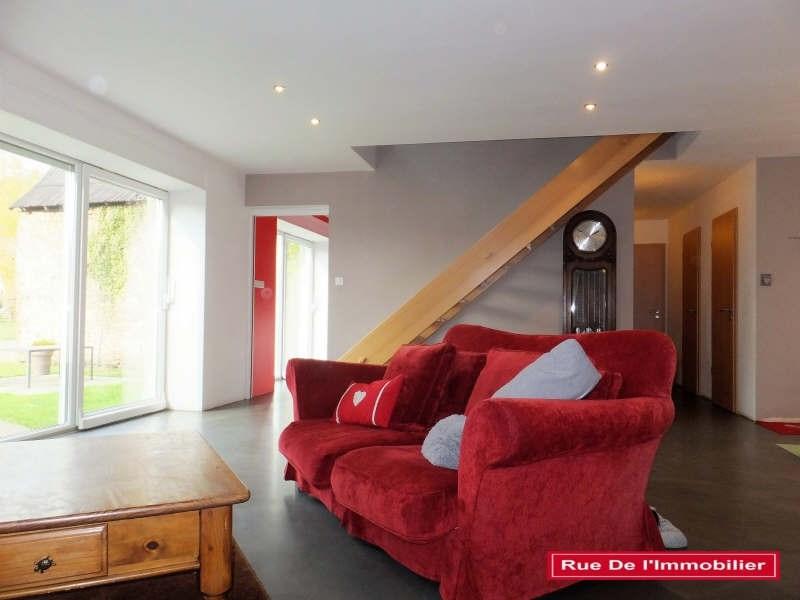 Sale house / villa Gumbrechtshoffen 250000€ - Picture 9