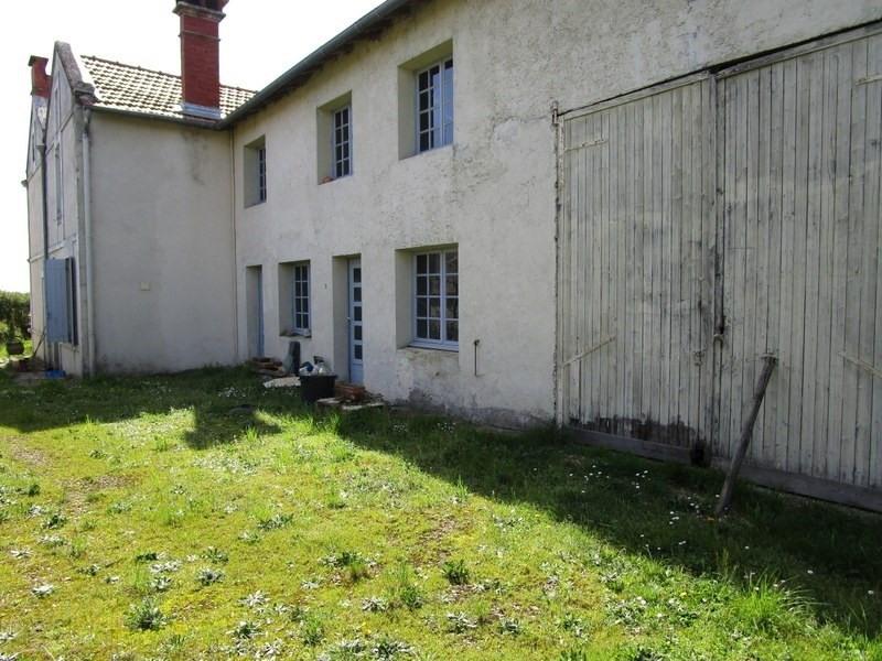Sale house / villa Le pizou 107000€ - Picture 2