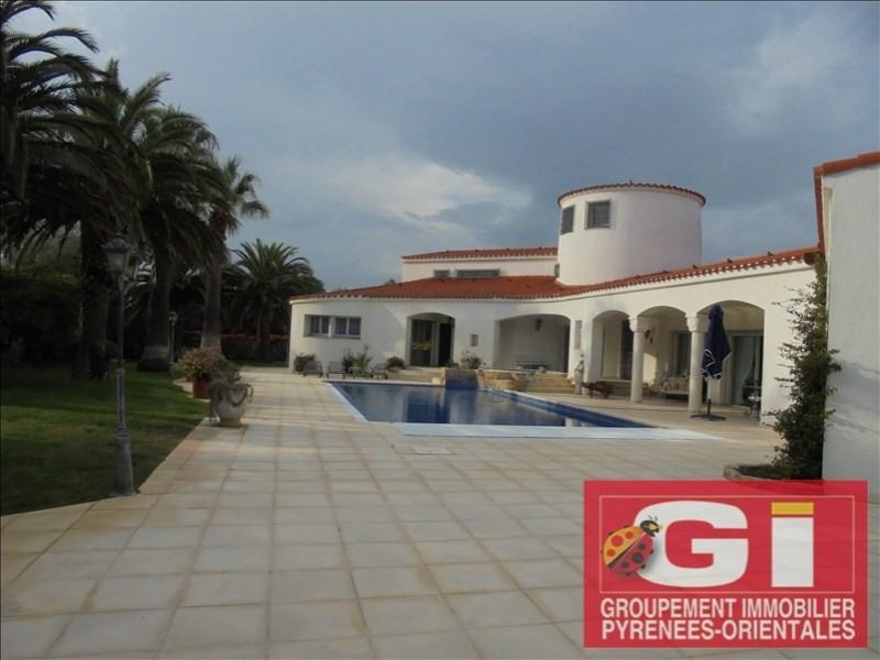 Deluxe sale house / villa Perpignan 840000€ - Picture 1
