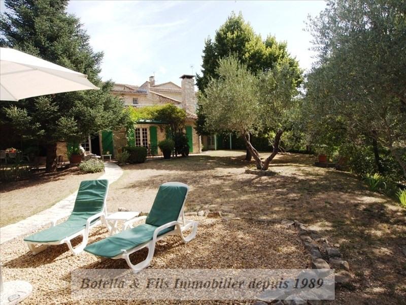 Immobile residenziali di prestigio casa Uzes 630000€ - Fotografia 4