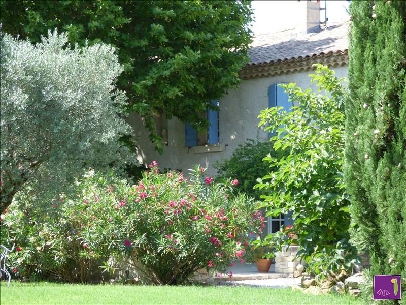 Vente de prestige maison / villa Uzes 997000€ - Photo 9