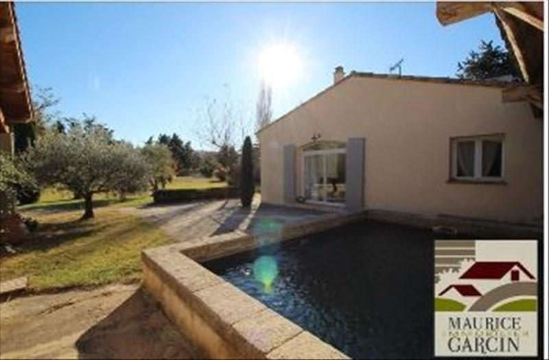 Vente maison / villa Cavaillon 445000€ - Photo 1
