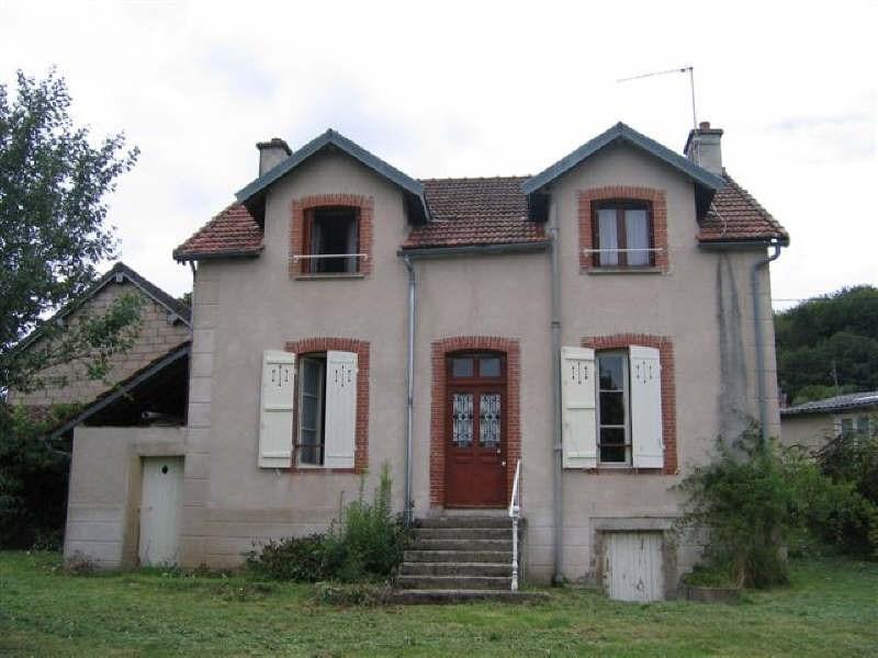 Sale house / villa Moux-en-morvan 80000€ - Picture 1