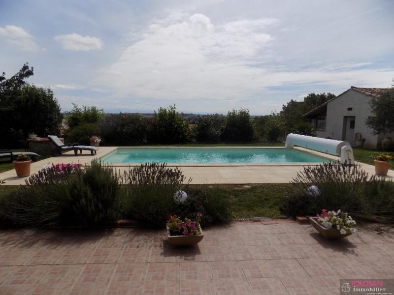 Vente maison / villa Villefranche secteur 365000€ - Photo 2
