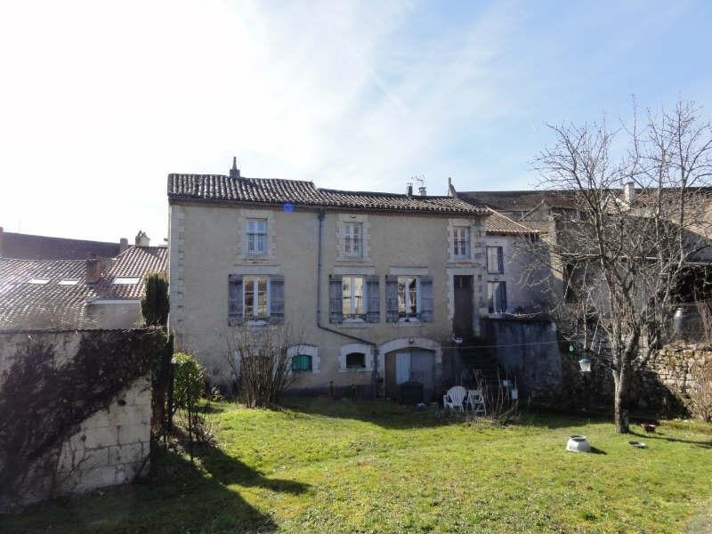 Vente maison / villa Nontron 106900€ - Photo 1