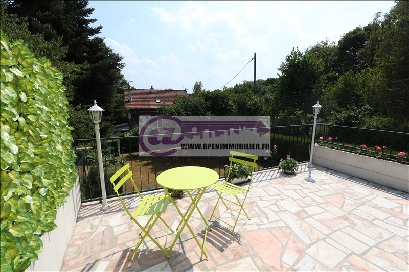 Vente maison / villa Montmorency 395000€ - Photo 2