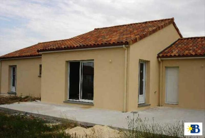 Location maison / villa Naintre 643€ CC - Photo 2