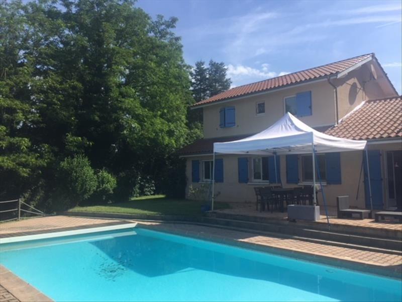 Vendita casa St just chaleyssin 475000€ - Fotografia 1
